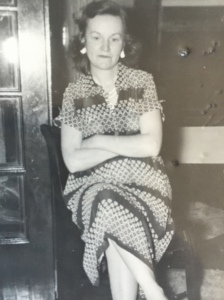 Mom, around 30